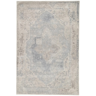 Jaipur Bronde Rug From Citrine Collection CIT04 - Gray/Light Blue